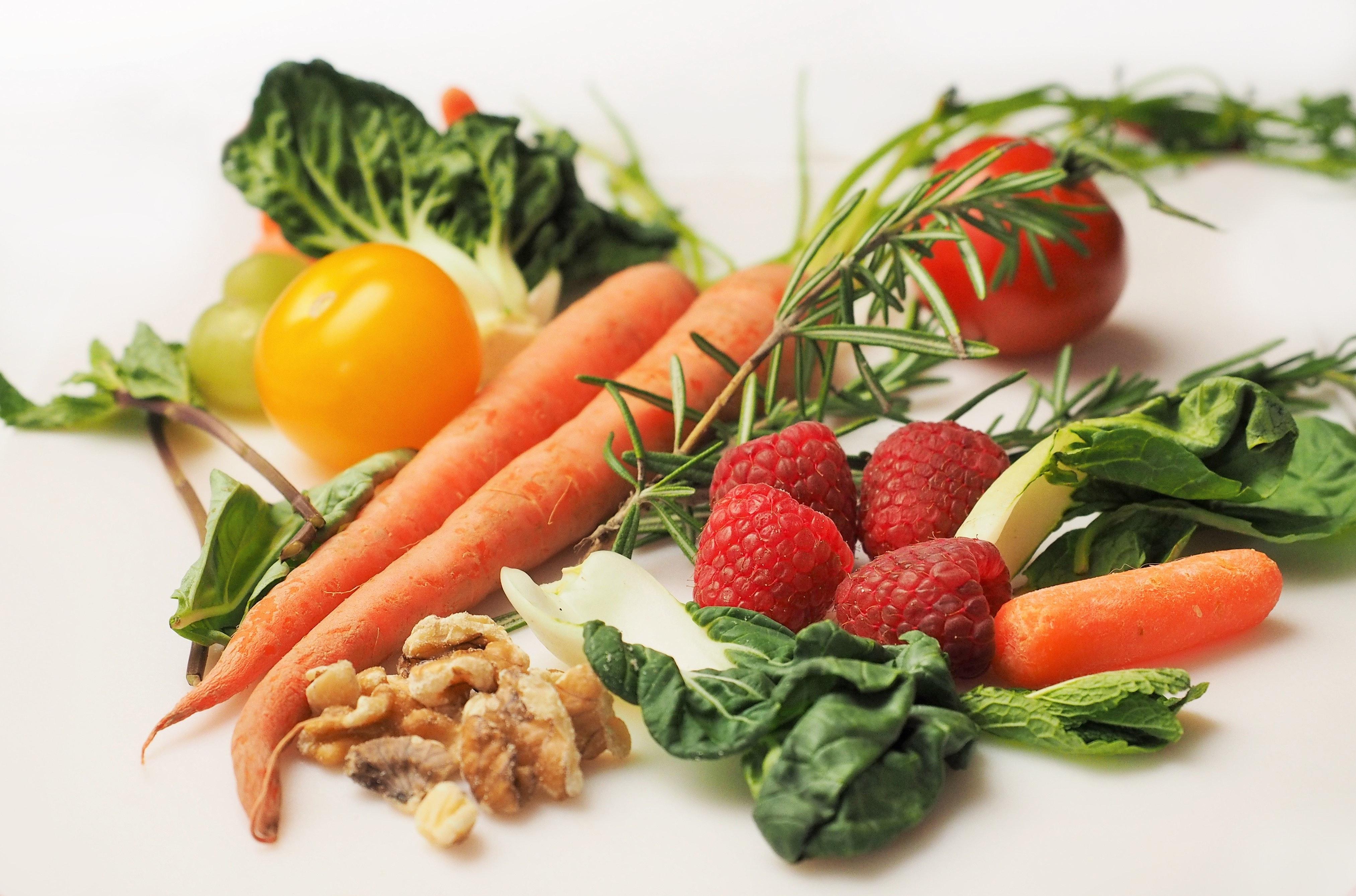 Veganisme-Dieetbrug